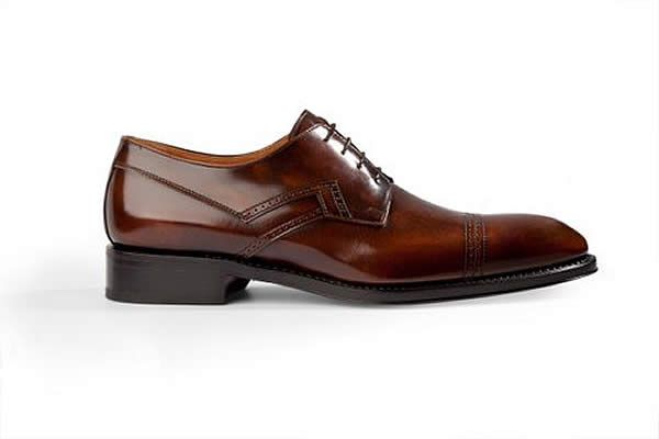 Mens Leather Shoes – Handmade in Italy for Dominio of Amsterdam