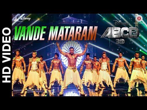 Vande Mataram - Disney's ABCD 2 - Varun Dhawan - Shraddha Kapoor - YouTube