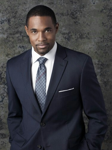 Actor Jason George from Greys Anatomy plays Dr. Ben Warren, Dr. Miranda Bailey's husband! Much like the rest of the Grey's men, he is good looking!