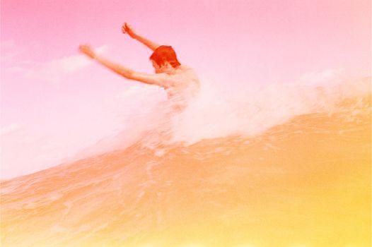 Ryan McGinley, Wade Wave, 2004 — 05 (04) 12   SEESALT.Photography Colors, Inspiration, Mcginley Photographers, Mcginley Photography, Art, Mcginley Wade, Ryan Mcginley, Wade Waves, Ryanmcginley