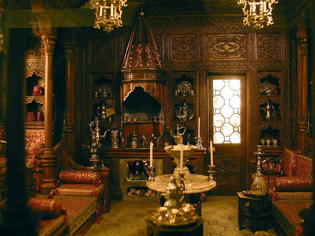 612 Henry Kupjack - Ottoman Coffeehouse, 18th Century by A_O_G, via Flickr