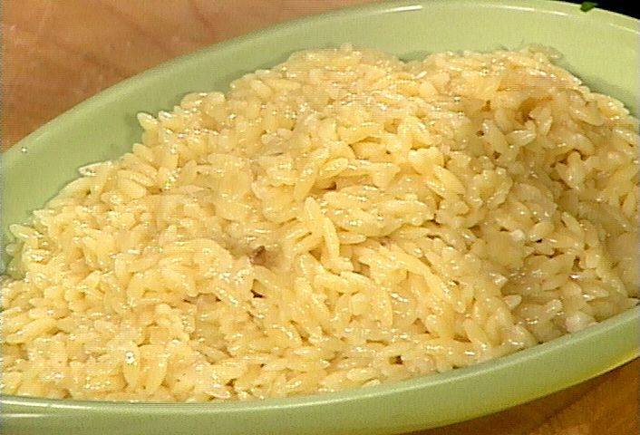 Rachael Ray's Cheesy Orzo, delicious! 10x better than Rice-a-Roni and just as easy to make!