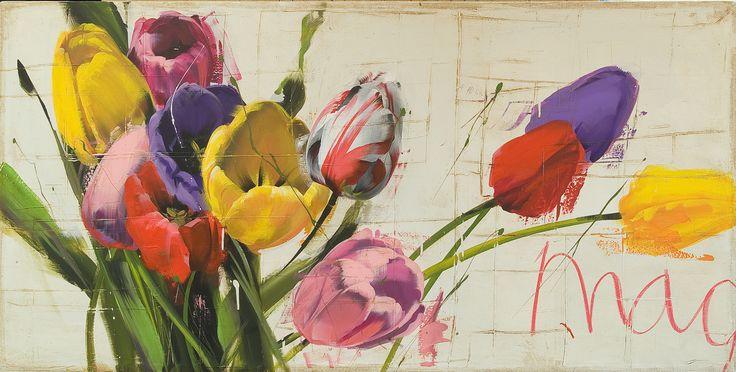 magic tulips... Antonio Massa