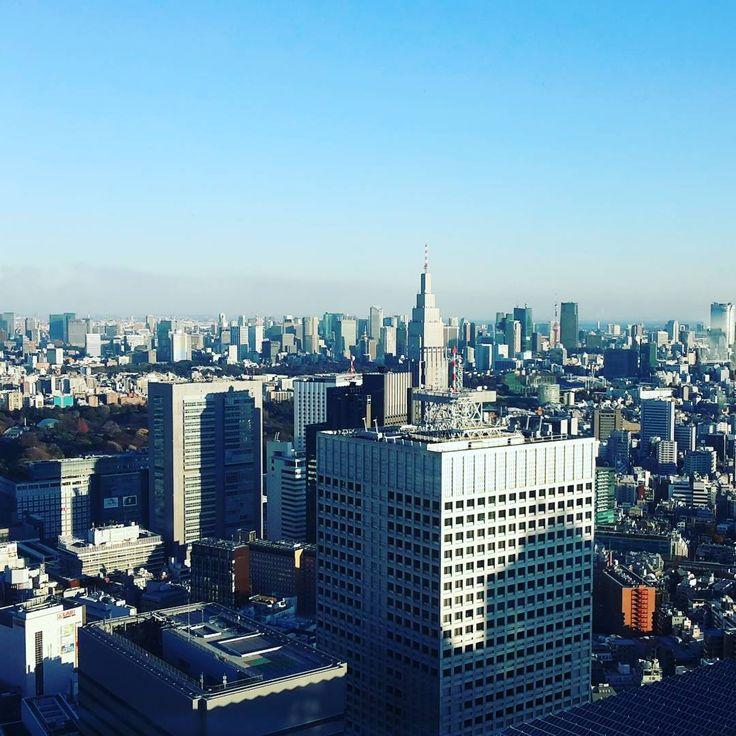 Remember #Tokyo #Japan #tourism #photography #skyline #tokyo���� #instamemory #travel #bandainamcofesta #skyscraper #daily #bluesky #sun http://tipsrazzi.com/ipost/1504957478936630908/?code=BTirtp-FdZ8