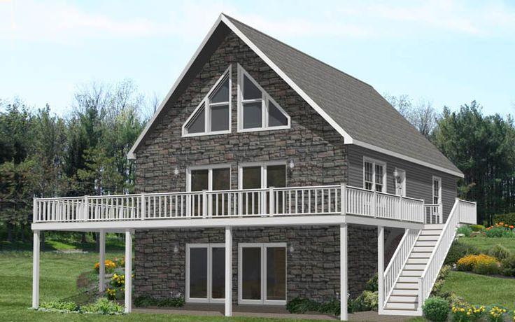 248 best house plans images on pinterest architecture for Best cape chalet modular floor plans