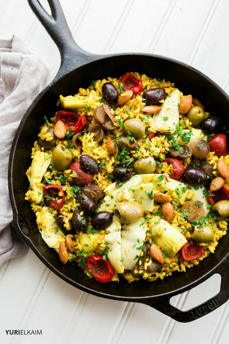 Authentic paella can take a whole day to make, which is more than a little intimidating to any of us who don\\\'t spend our lives hovering over stoves.Still, we shouldn\\\'t have to live without great, classic eats.You know I\\\'m a fan of quick, fresh, healthy shortcuts. Some of my most ...