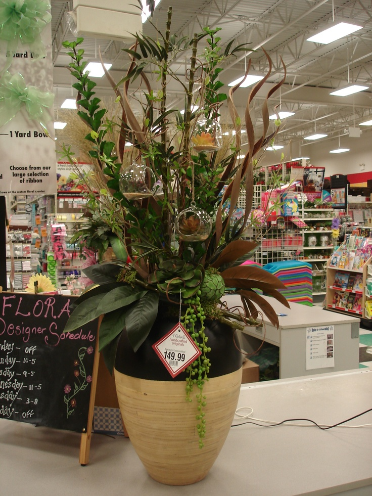 549 best large floral arrangements images on pinterest. Black Bedroom Furniture Sets. Home Design Ideas