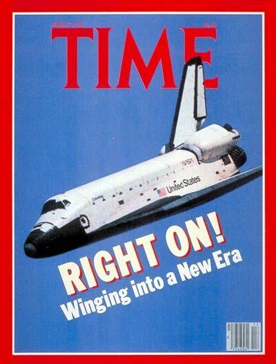 Space Shuttle's First Flight | April 27, 1981