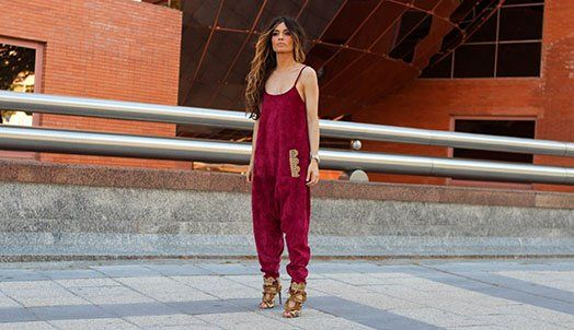 FASHION BLOGGER STYLE - MADAME DE ROSA #howtochic #ootd #outfit