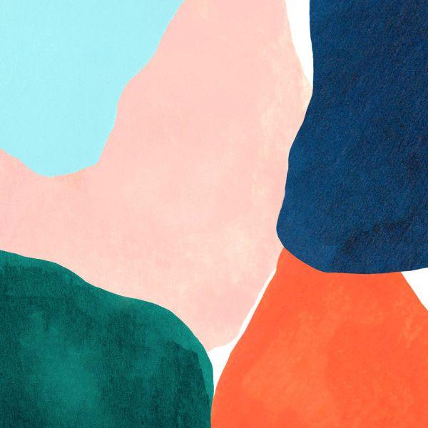 The Print-Focused Textiles of Cassie Byrnes - Design Milk