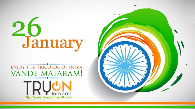 26th January, the very special occasion of our nation called as Republic Day of India.  The Constitution of India came into force on 26th January 1950 just because of our freedom fighter who came forward to fight against british rule and make india independent on 15th August 1947. so we celebrate 26th January as the Republic Day every year.  Let's stand united & celebrate the glory of our republic and feel proud of being an Indian.  #68RepublicDay #RepublicDay2017 #RepublicDay #26January…