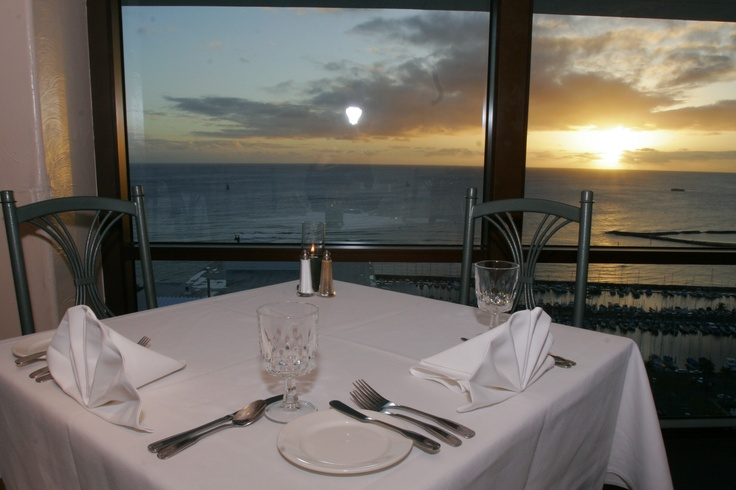 Enjoy a romantic (and delicious) dinner at Sarento's on Top of the Ilikai - recently rated a Top 100 Romantic Restaurant by OpenTable #Waikiki #Hawaii #AquaHotels #ValentinesDay #Vday #Sarentos