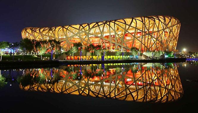 Estadio Nacional de Pekín