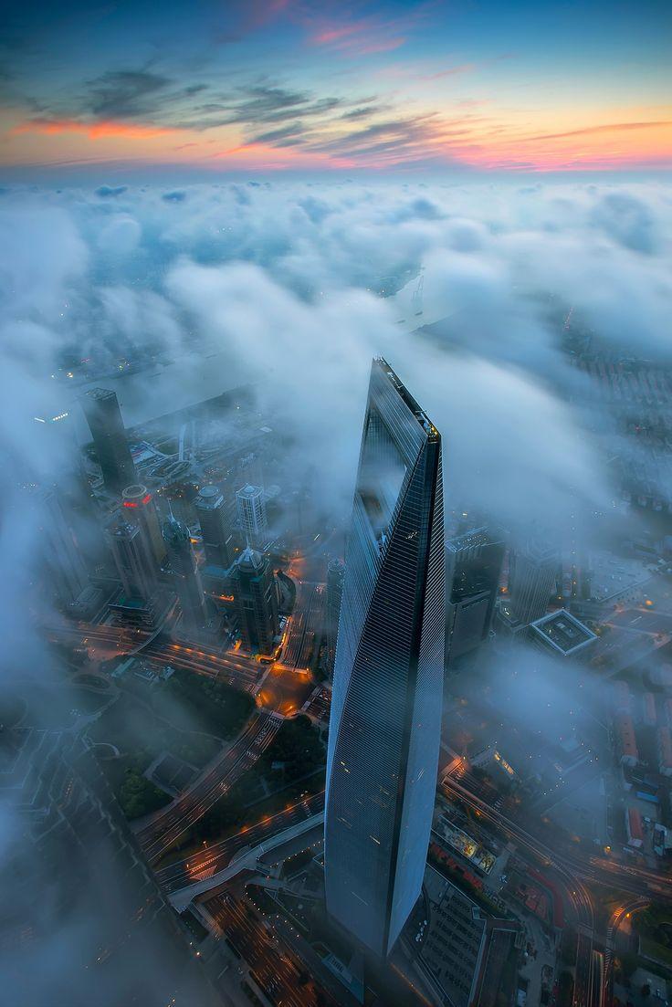 Die Besten 25 Shanghai World Financial Center Ideen Auf