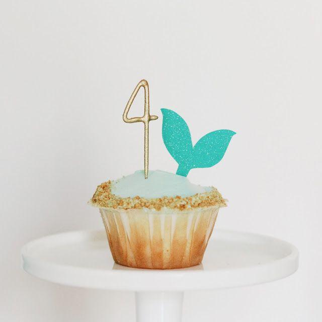 Mermaid Inspired 4th Birthday Party