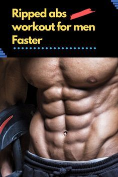 6 Effective Ab Workout Routines for Men at Home to Get Six Pack to get ripped co…