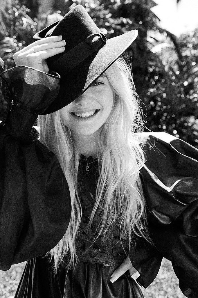 Эль Фаннинг — Фотосессия для «Miss Vogue» 2013 – 2