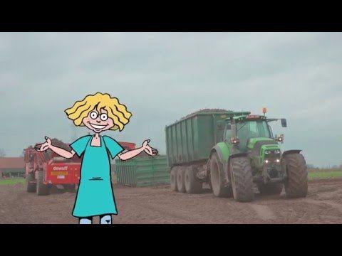 Fran op groentenavontuur - YouTube