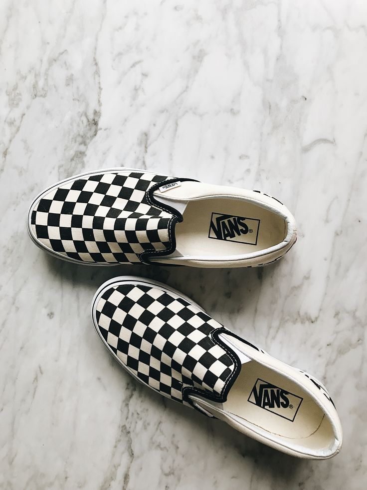 spring personal style inspiration. classic checkerboard Vans slip ons. @urbanoutfitters #uoonyou #ad