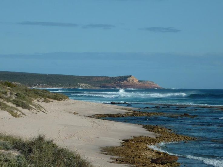 Magnificent coastline near Kalbarri, Western Australia