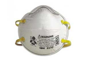 3M Dust Protection Safety Mask At Rs.49