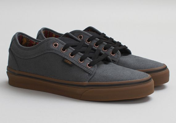 Vans Chukka Low: Hemp/Dark Grey/Gum