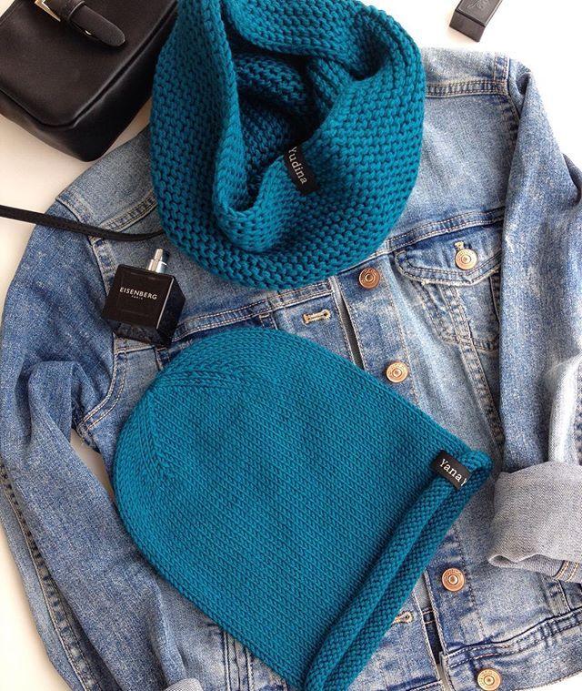 Порция нежнятинки на сегодня от #yanayudina для @irina_678 наконец то утеплили твою звездочку  #вяжуназака #вяжувезде #всегда #вяжутнетолькобабушки #люблювязать #шапки #шарфы #меринос #пряжа #спицы #хобби #knit #knitwear #knitting  #handmade #merino #wool #pp #fashion #frends #gerl #шапкаподхвост #vsococam #geniration #knittindkids #knithat #official
