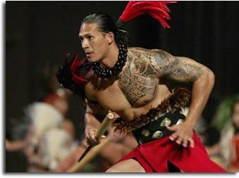 Pacific Island Men Dancing : I Love Polynesian History And Culture Story & Experience