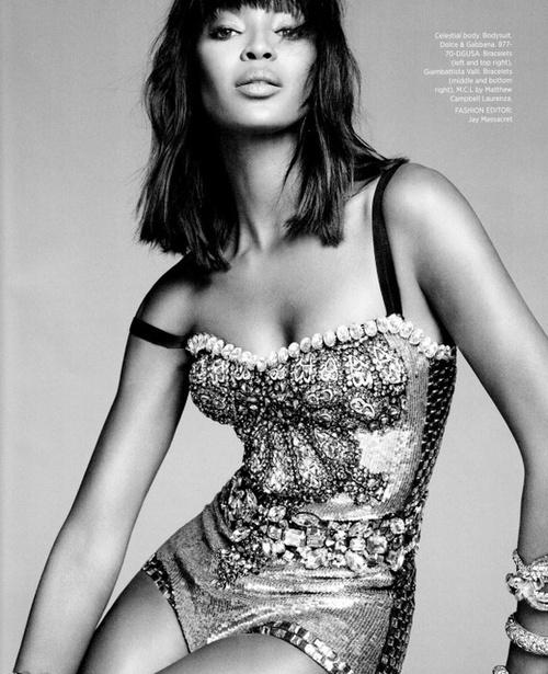 Fashion, Fashion Models, Naomi Campbell