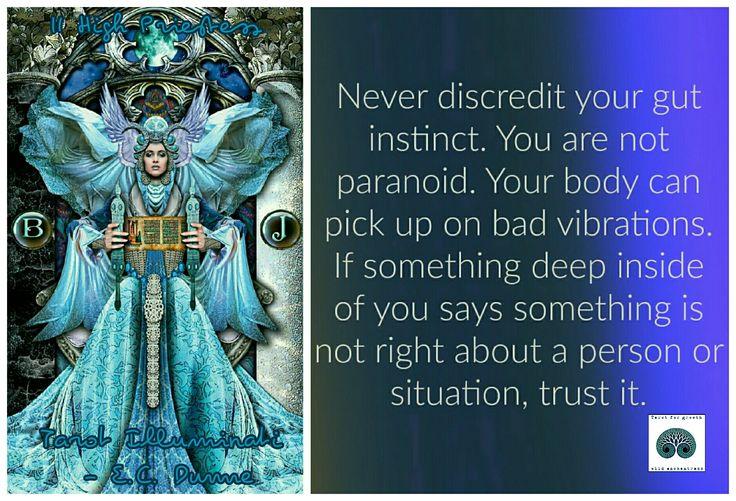High Priestess - Tarot Illuminati