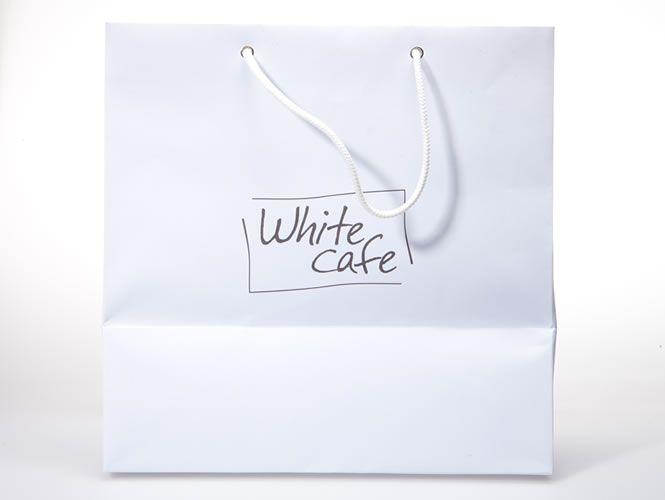 Картинки по запросу бумажные пакеты белые с ручками купить