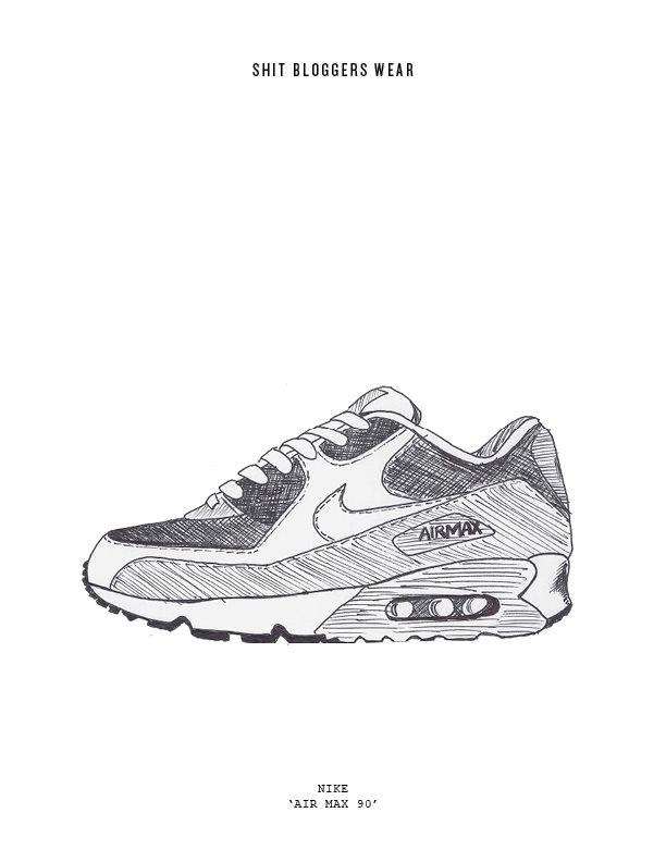 comment dessiner des chaussures adidas