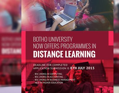 "Check out new work on my @Behance portfolio: ""Botho University,Botswana"" http://on.be.net/1iycPPs"
