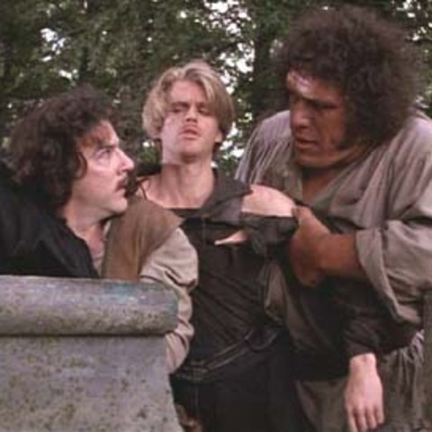 Can find of the princess bride can fucking Christ