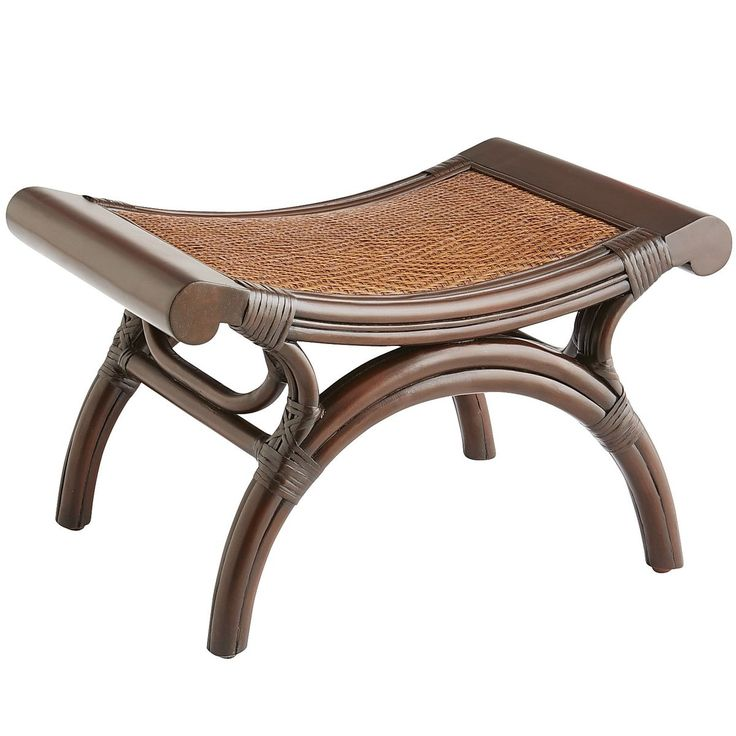 Cebu Plantation Ottoman   Tobacco Brown | Pier 1 Imports. Rattan  FurnitureFurniture ...