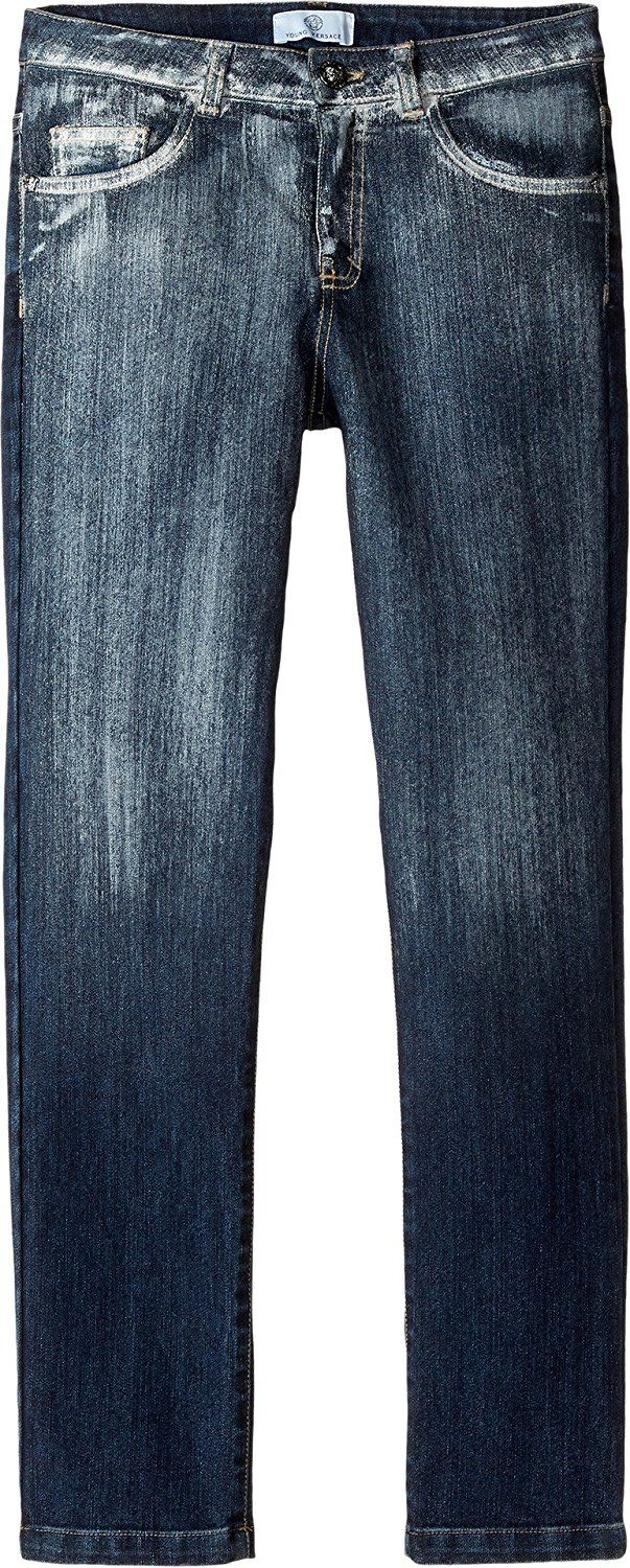 Versace Kids Mens Faded Denim Pants (Big Kids)    Amazon Price: N/A $297.00 (as of November 20, 2017 7:45 pm - Details). Product prices and Read  more http://shopkids.ca/versace-kids-mens-faded-denim-pants-big-kids/