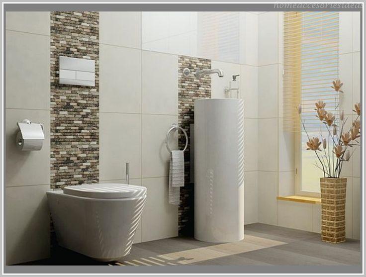 Bad Fliesen Braun Creme  Home Design ideen  Bad gestaltung  Bad fliesen Badezimmer fliesen