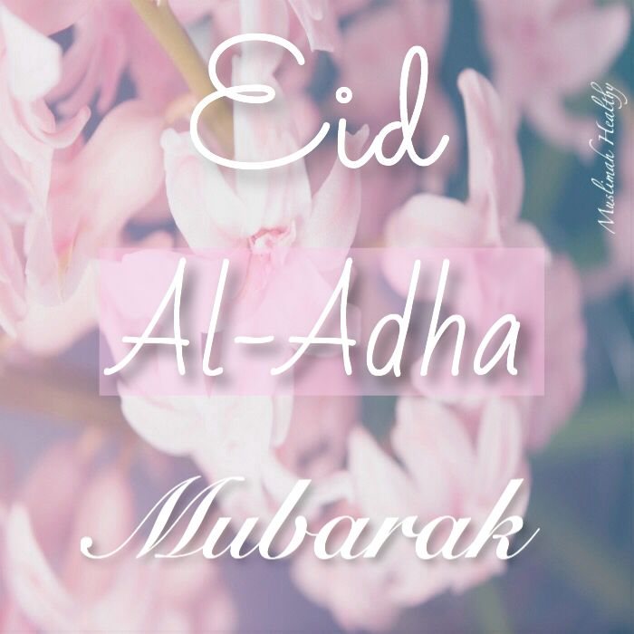 Eid Mubarak! May Allah accept from us all of our efforts and duas. Ameen <3