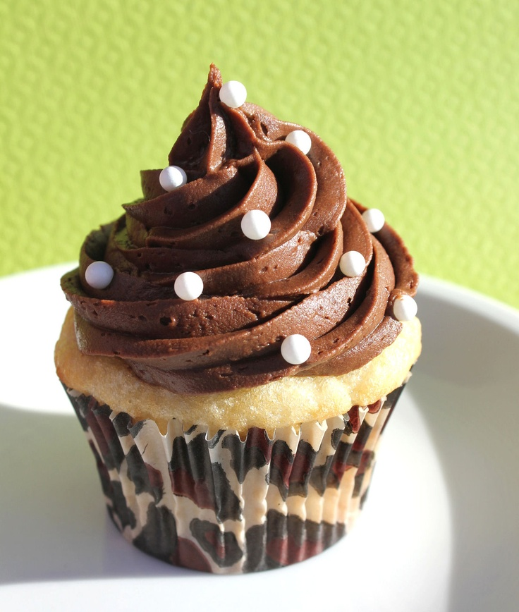 leopard print cupcakes liners - Google Search