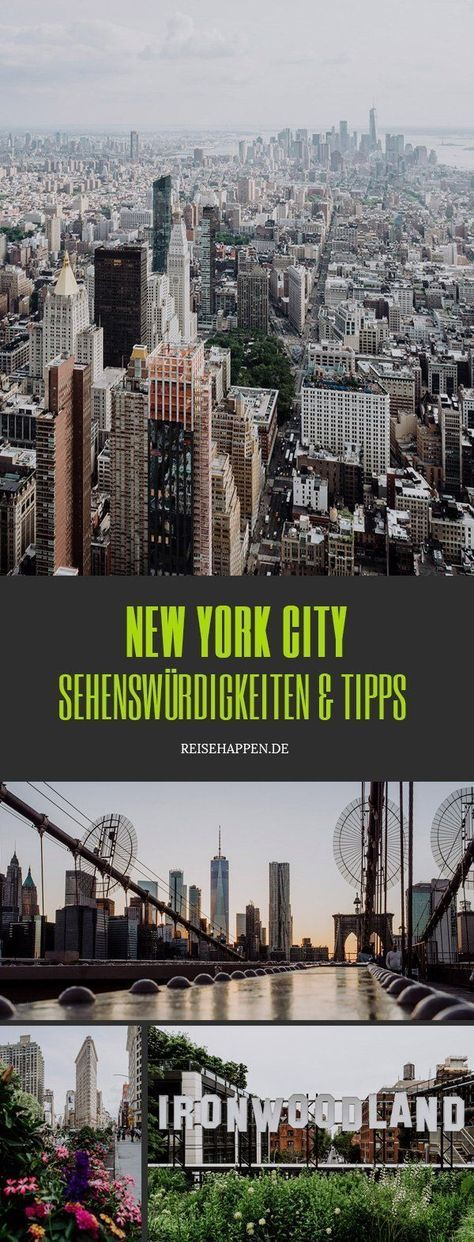 New York Tips – NYC Attractions & Highlights