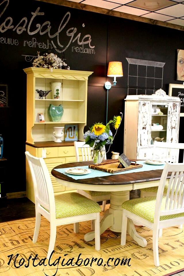 101 best OAK TABLES images on Pinterest | Kitchen ideas, Painted ...