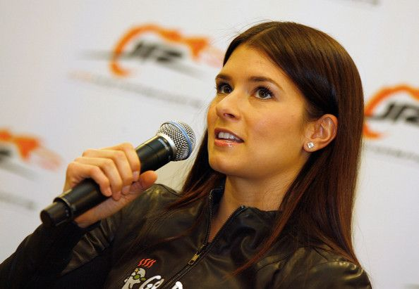 Danica Patrick Photos: Danica Patrick at JR Motorsports Press Conference Dec. 17, 2009