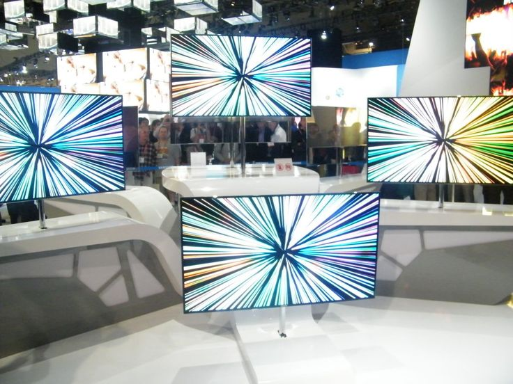 In pictures and video: Samsung 55-inch Super OLED TV | CES 2012 was the show where OLED finally made it into the big-screen market, with both LG and Samsung announcing 55-inch televisions using the technology. Buying advice from the leading technology site