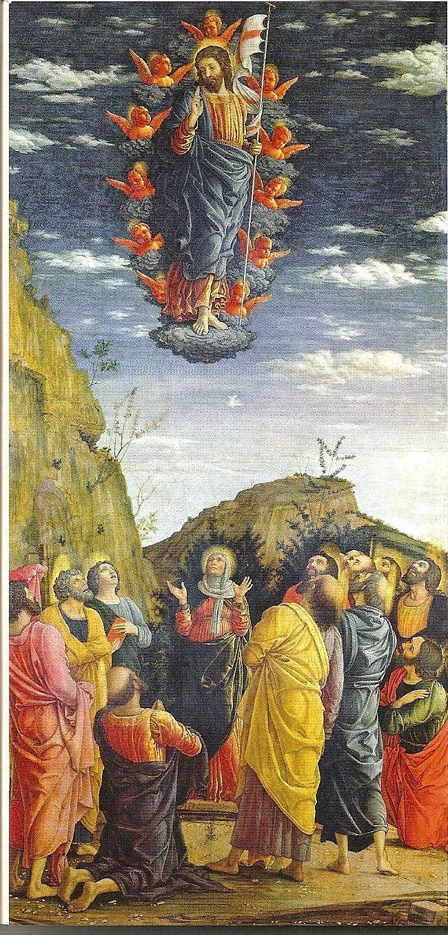 Mantenga: Ascensión, 1460