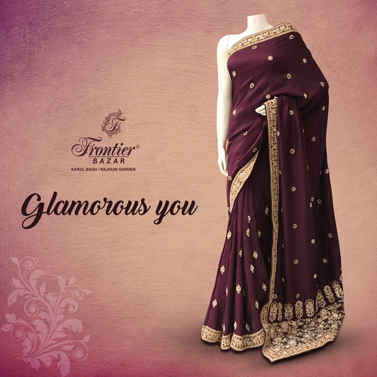 Simplicity at its best! Enhance your look with this charismatic saree from #FrontierBazar that displays charm and panache. Shop now at-http://bit.ly/frontierbazar  #FashionBrigade #KarolBagh #RajouriGarden#Suits #Sarees#Lehengas #BridalLehengas#Anarkali #Fashion #Statement#Style#Sophistication #BestPrice #Details#Embroidery #Exclusives #Bridal#DetailTherapy#Ethnic #FashionGoals #Traditional #Women#Class#Couture
