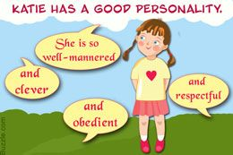 Positive personality traits