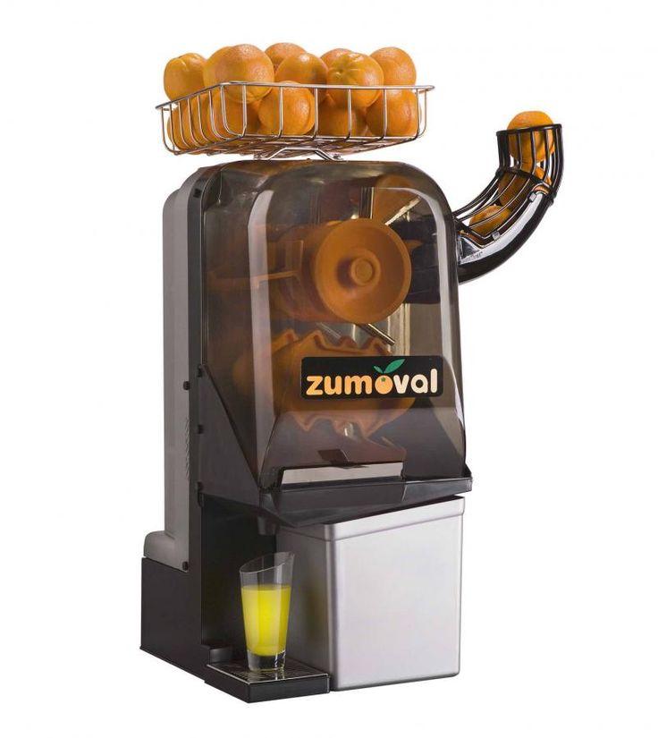 Odštavovač citrusov, .. automat Zumoval - Minimax
