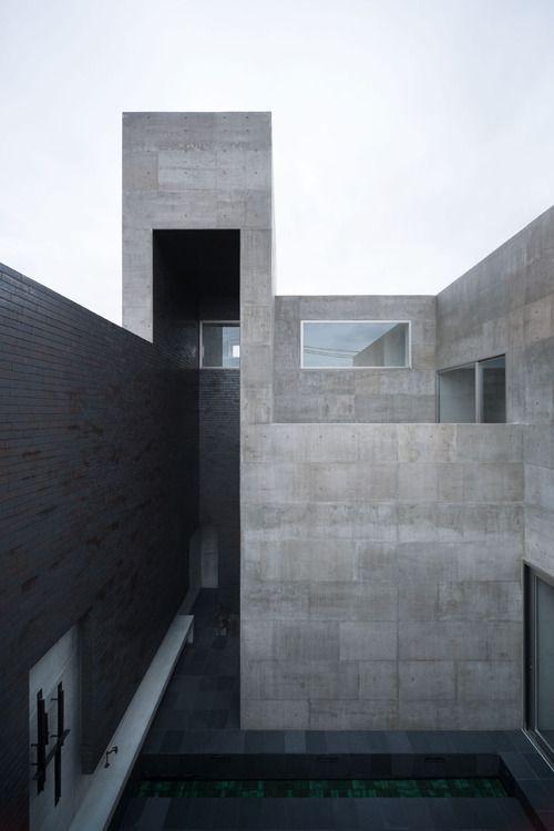 Concrete #architecture
