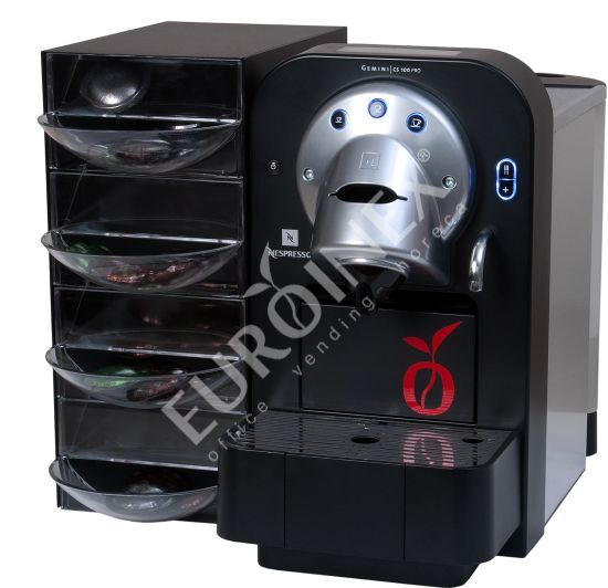 Nespresso kávovar Gemini CS 100 PRO | Euroinex.sk