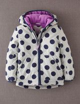 Fleece Lined Anorak Jacket mini boden